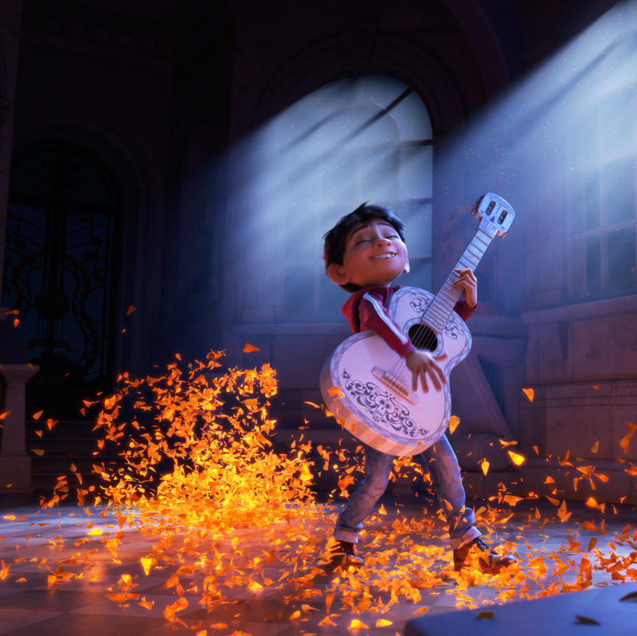 AUDIENCE AWARD BEST FEATURE: COCO
