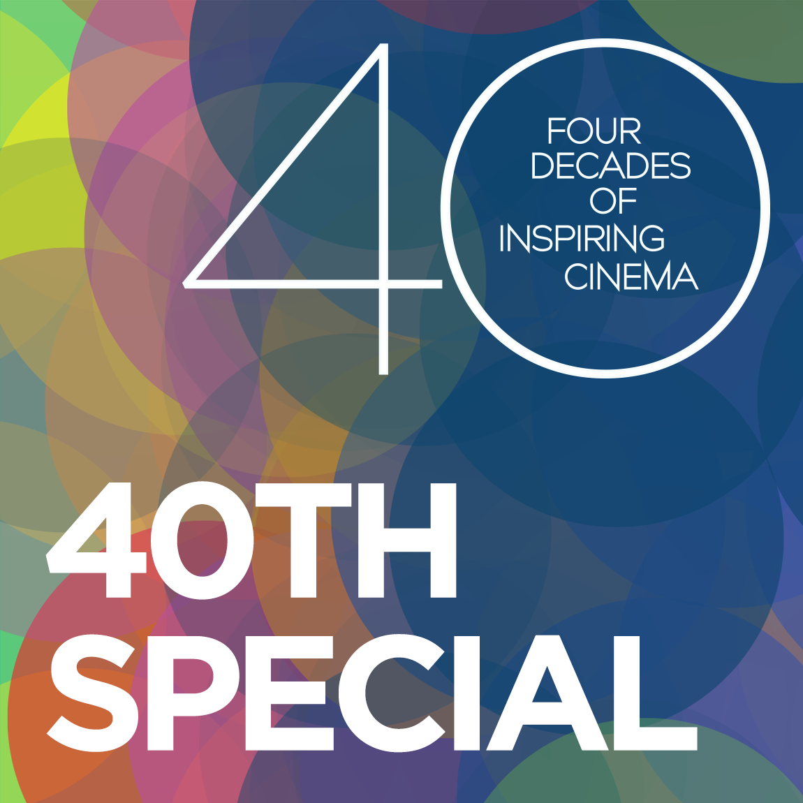 40TH ANNIVERSARY SPECIAL : $40 MONTHLY PLEDGE