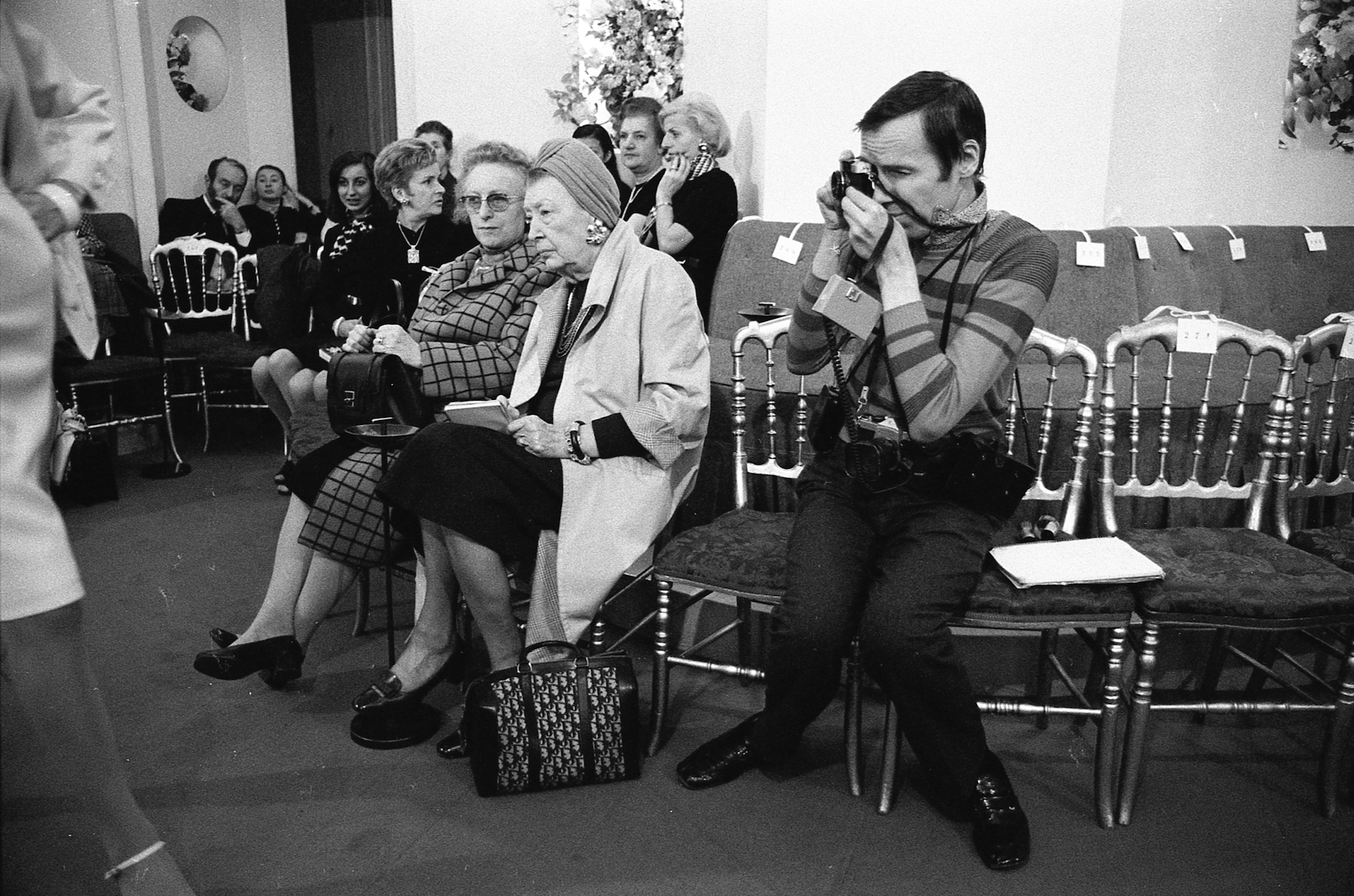AUDIENCE AWARD: THE TIMES OF BILL CUNNINGHAM